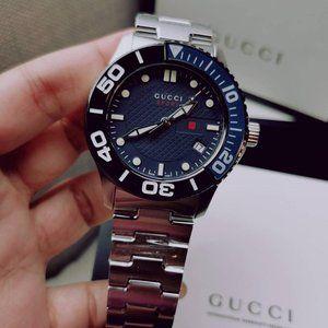 Gucci Sport 45MM Bezel Watch! New!